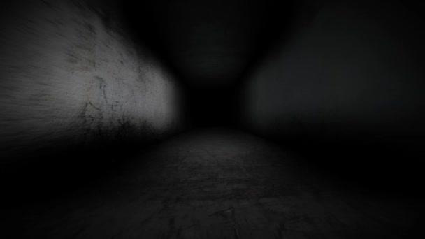 Ponuré chodby. Tmavě tajemné chodby. 74