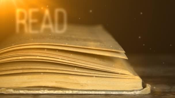 Olvassa el a könyvet. Sokan olvasni. Oktatás. 5