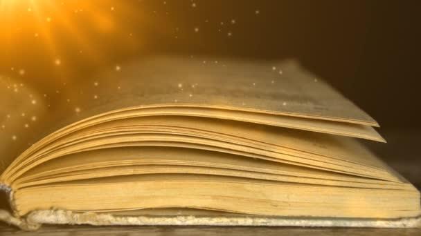 Tajemná kniha. Kniha je plná tajemství. Pohádky. 6