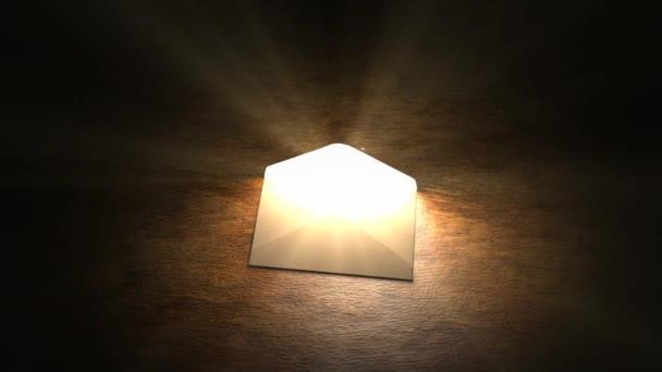 Mese-levelek. Titokzatos levél mágikus fény. 55.