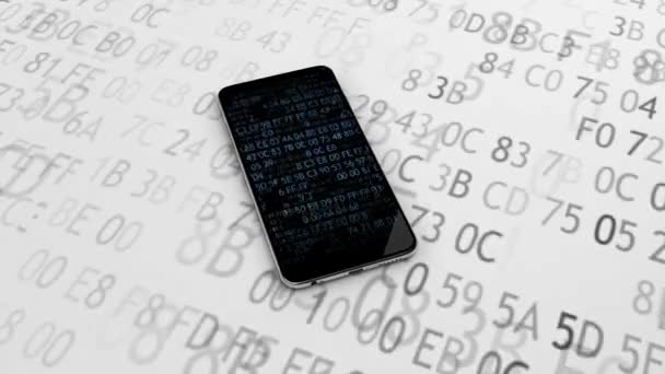 Phone with software code. Encryption. Encrypted phone secure 25.