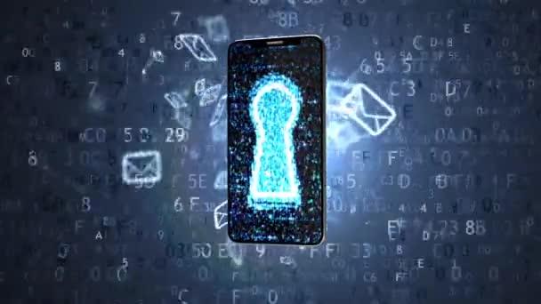 Informace jsou v telefonu chráněny. Chraňte své informace. 21