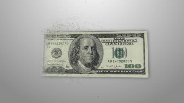 Dolar je pryč. Dolar ztratil půdu pod nohama. Dolar znehodnocen. 48