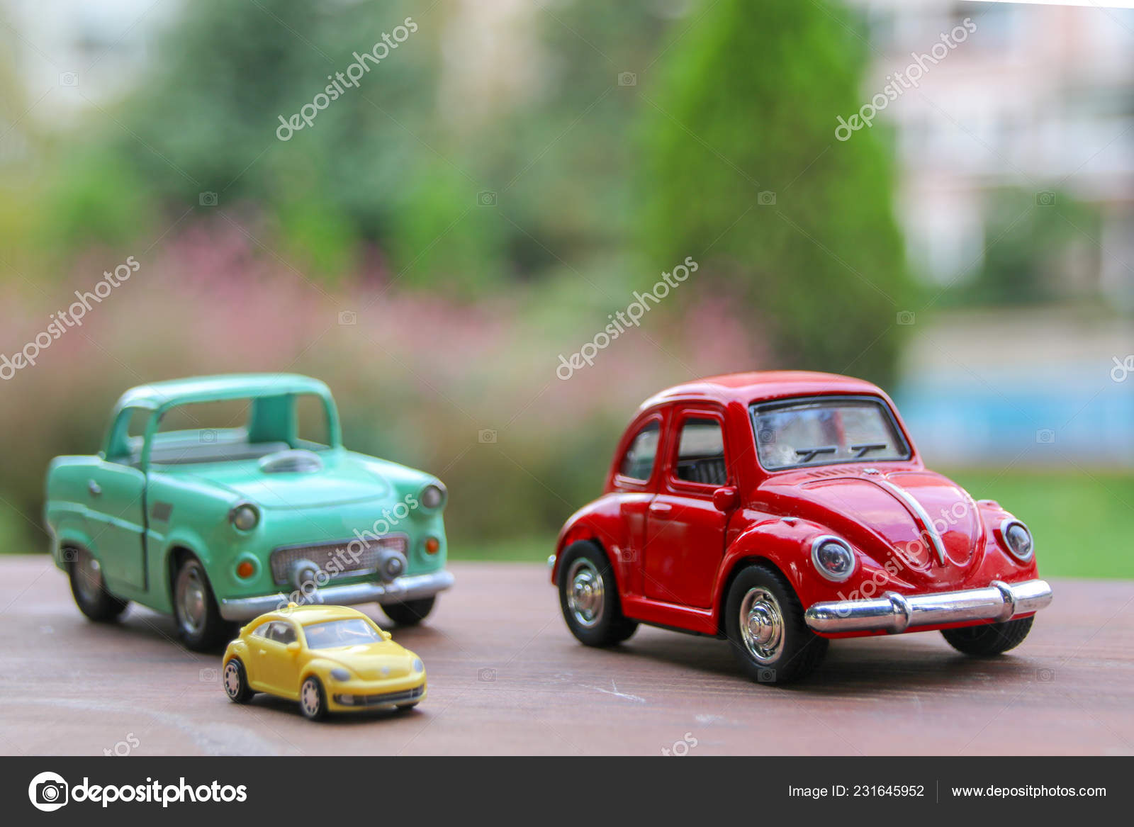 Collection Scale Models Retro Cars Classic Cars Rarity