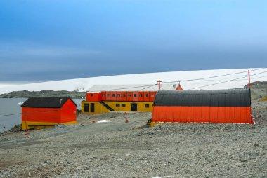 Antarktika Yarımadası'nda bilimsel temel