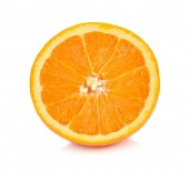 plátek oranž, samostatný