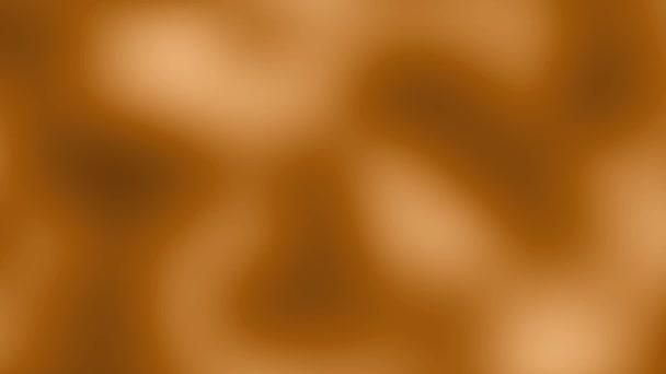 orangefarbener, flüssiger, viskoser Hintergrund