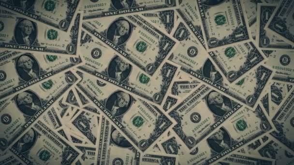 Účet jeden dolar pozadí