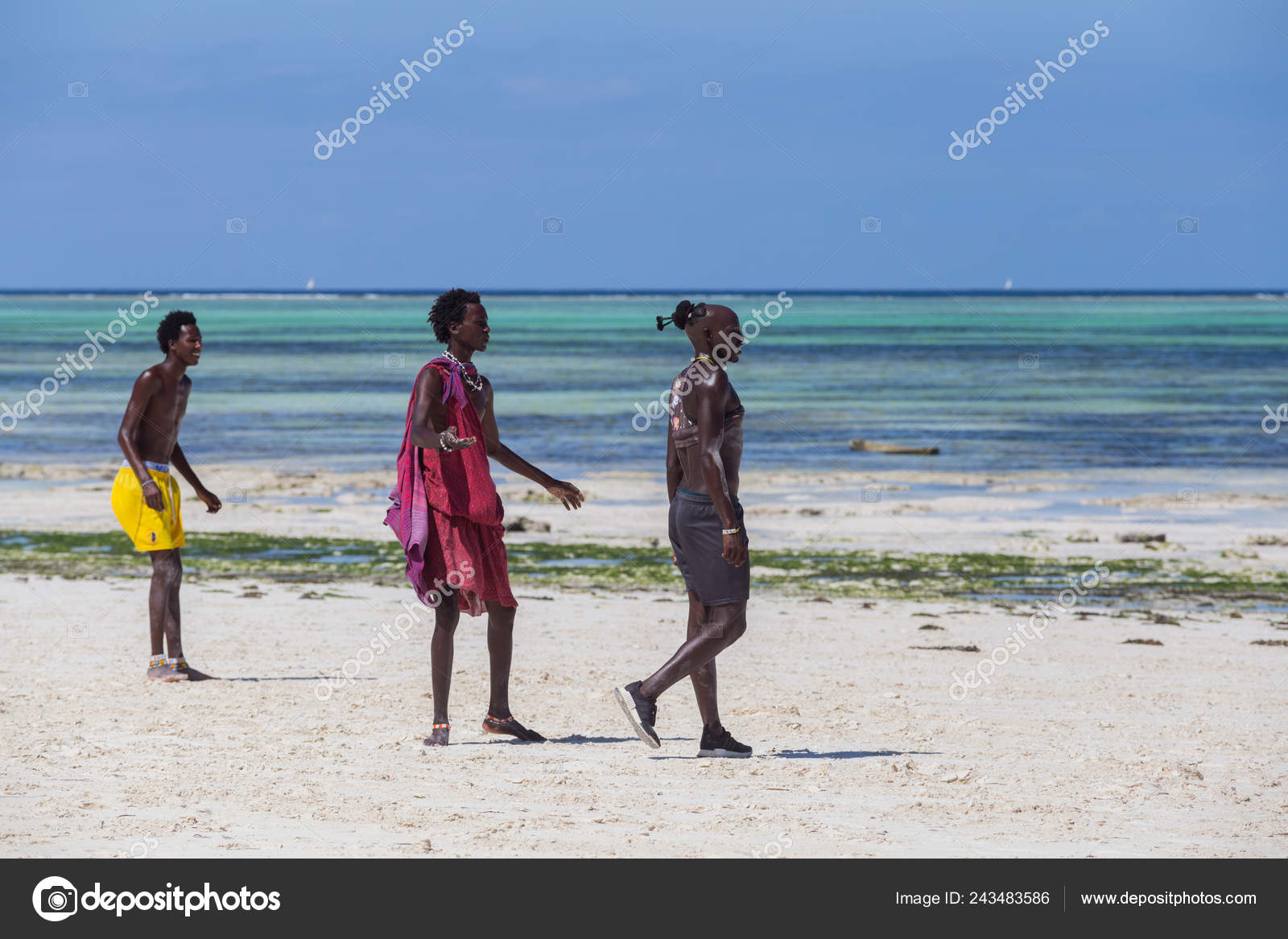 2018 Kiwengwa Tanzania Travel Tanzania Group Attractive