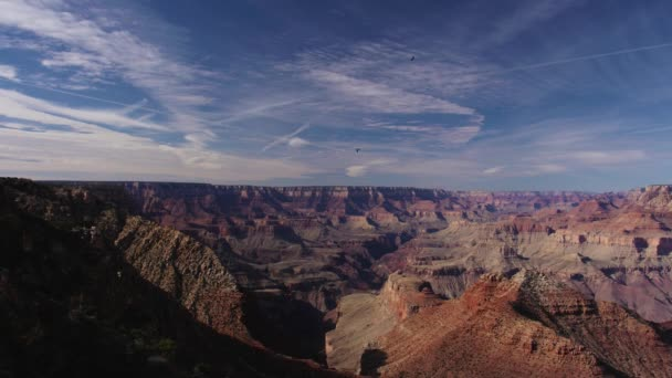 Grand Canyon Wide Panoramic Vista, Fisheye Landscape, Arizona USA
