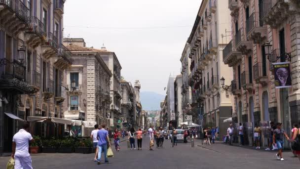 Catania, Sicilia - Italian Street Scenic