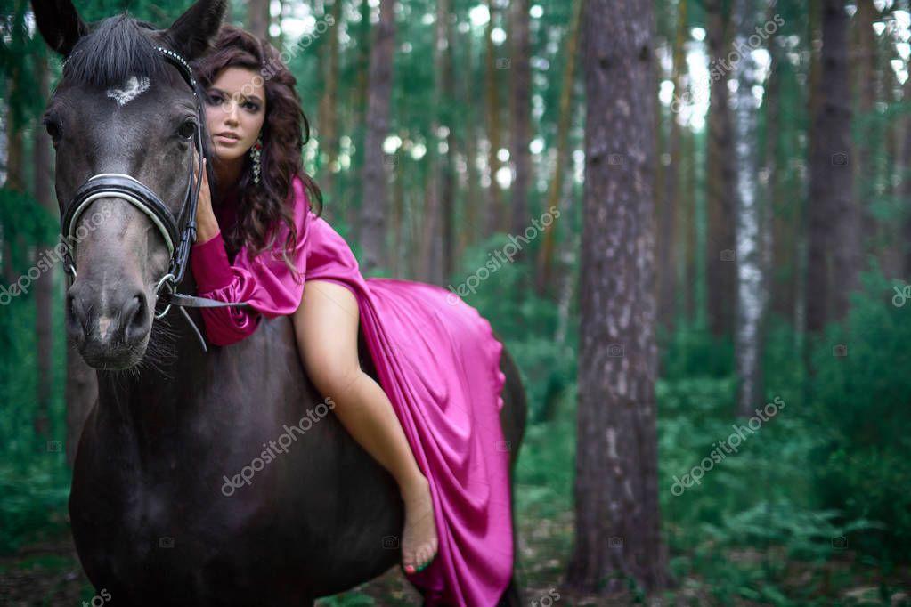 girl-in-green-dress-riding-cock-brazilian-porn