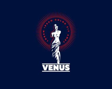 The statue of Venus is mondial.