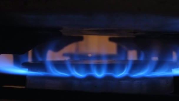 kék kályha-láng energia gáz tűz