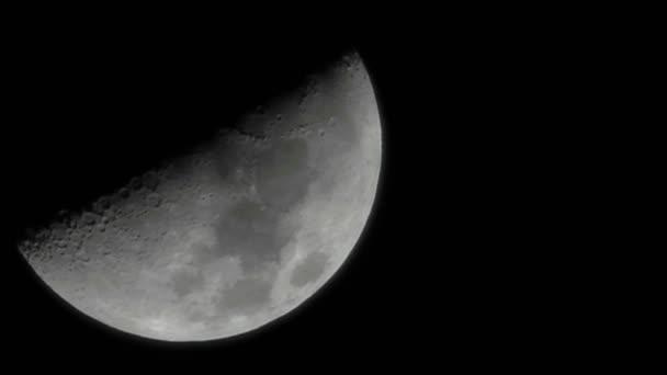 měsíční astronomie sky luna hvězdy