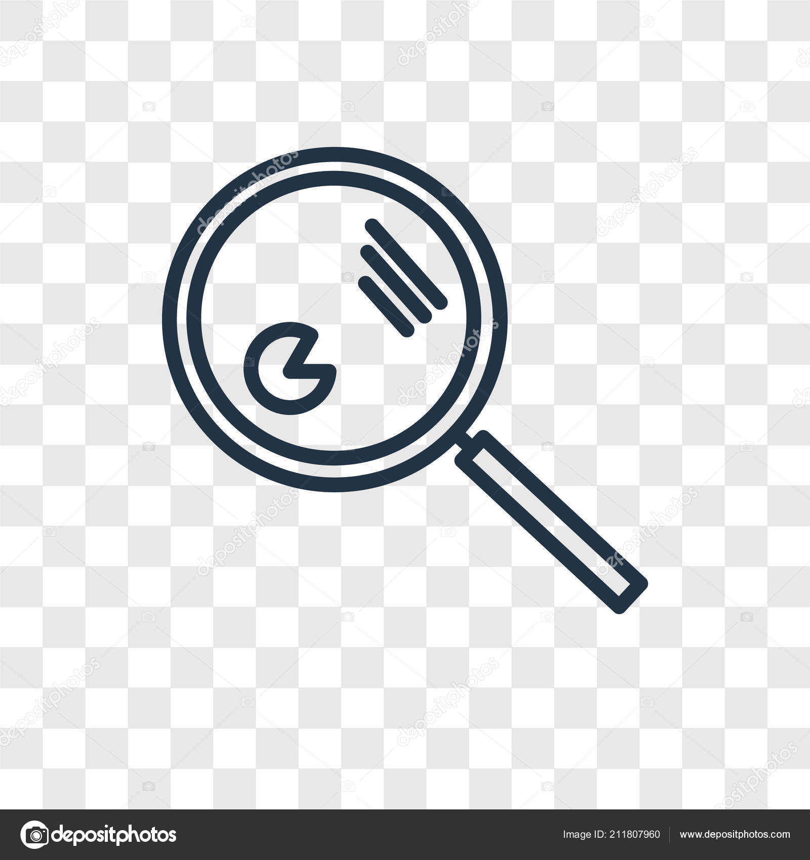 analysis vector icon isolated on transparent background analysis logo design stock vector c topvectorstock 211807960 https depositphotos com 211807960 stock illustration analysis vector icon isolated on html