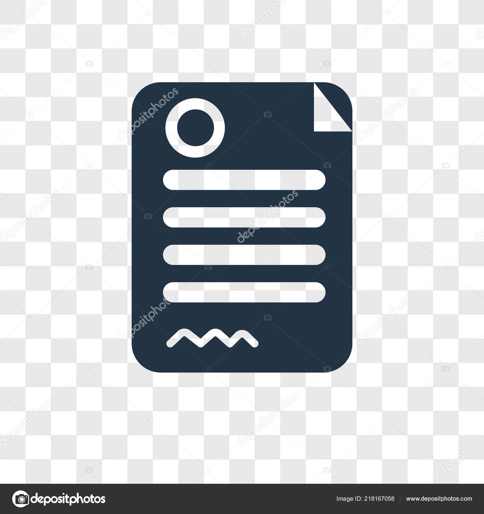 contract vector icon isolated transparent background contract