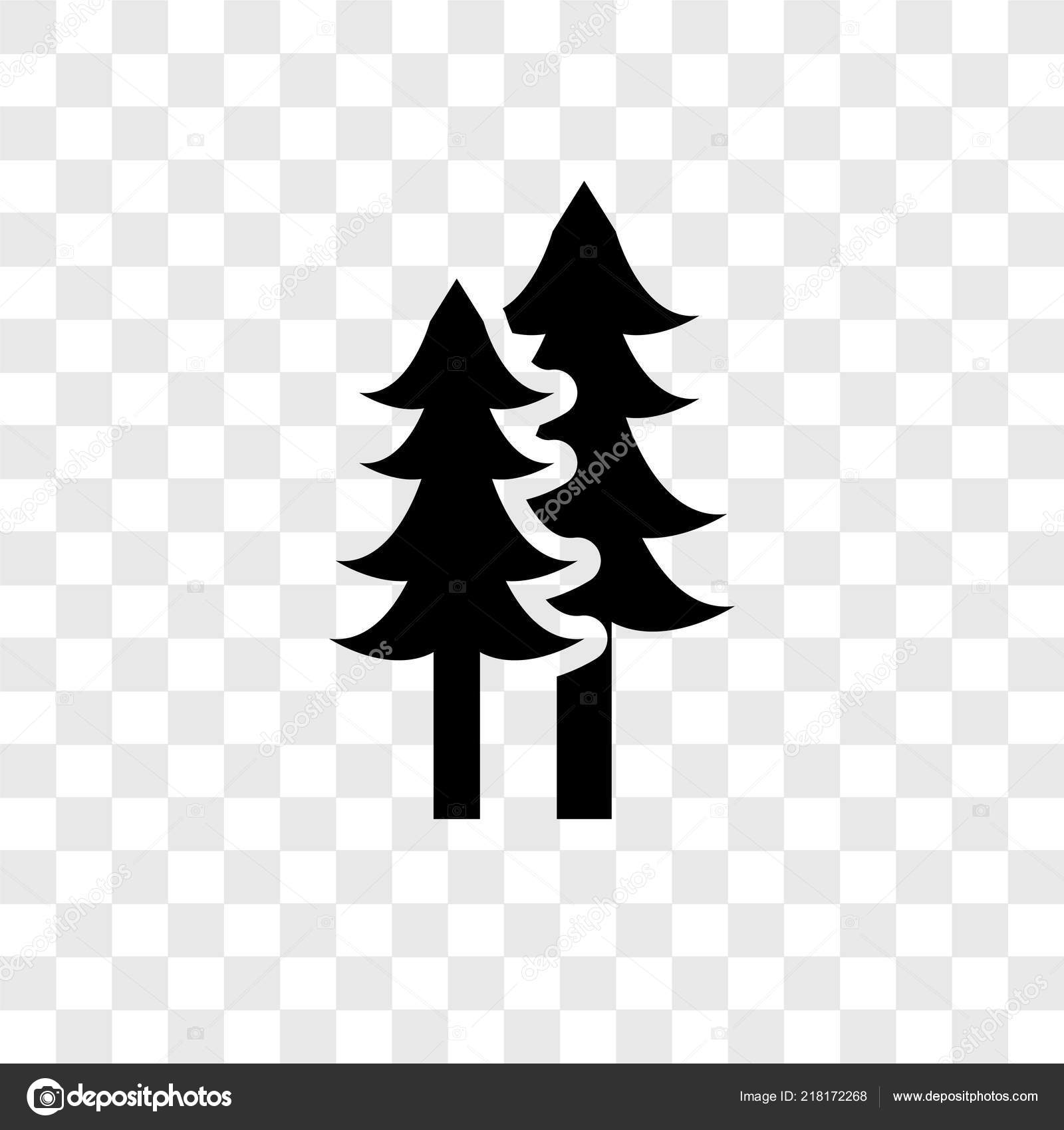 christmas trees vector icon isolated transparent background christmas trees transparency stock vector c topvectorstock 218172268 https depositphotos com 218172268 stock illustration christmas trees vector icon isolated html