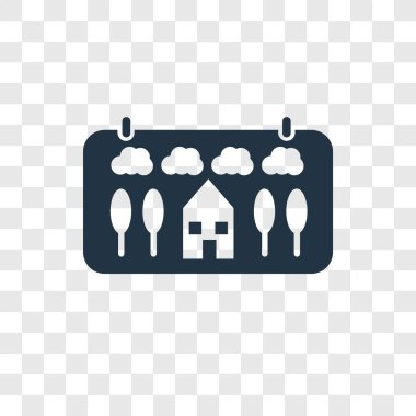 real estate icon in trendy design style. real estate icon isolated on transparent background. real estate vector icon simple and modern flat symbol for web site, mobile, logo, app, UI. real estate icon vector illustration, EPS10.