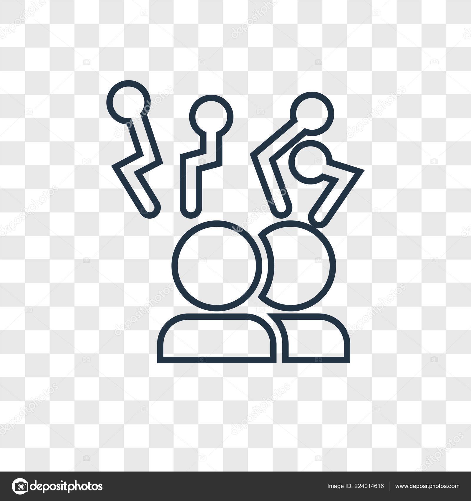 Diagram Icon Trendy Design Style Diagram Icon Isolated