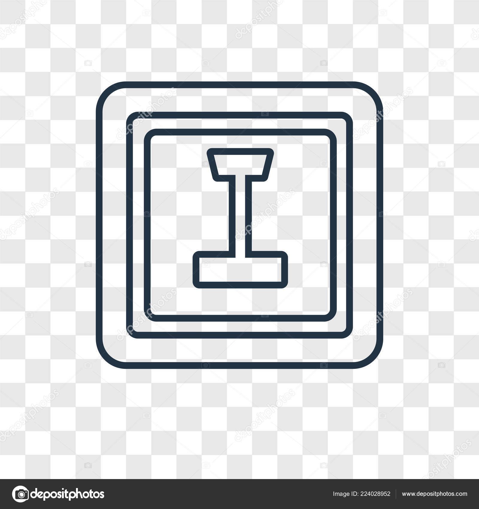 Printer Icon Trendy Design Style Printer Icon Isolated