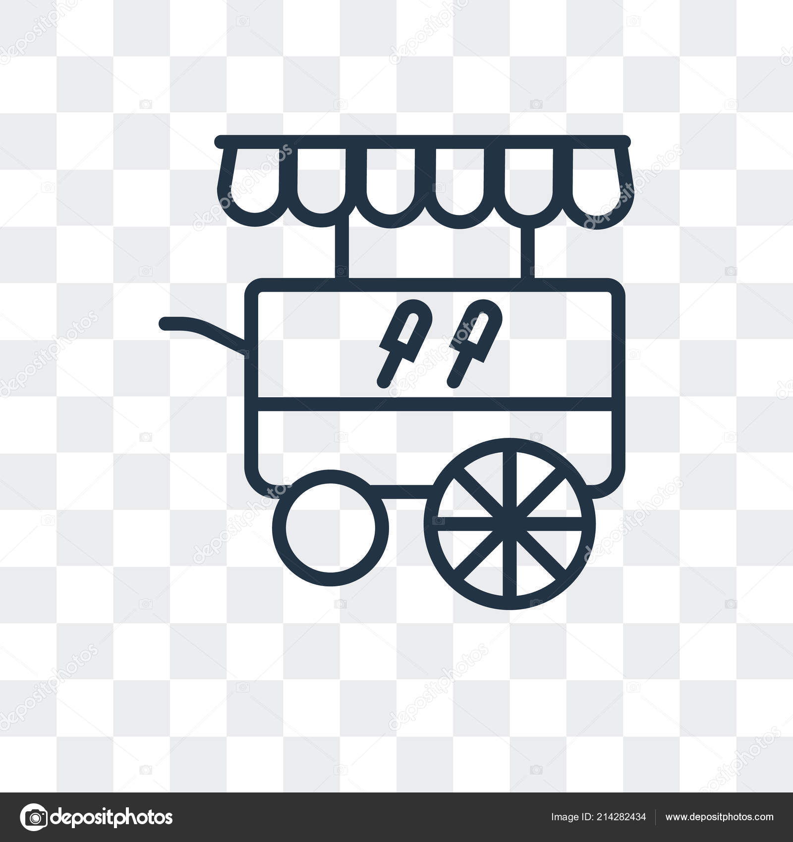 ice cream truck vector icon isolated on transparent background ice cream truck logo design stock vector c bestvectorstock 214282434 https depositphotos com 214282434 stock illustration ice cream truck vector icon html