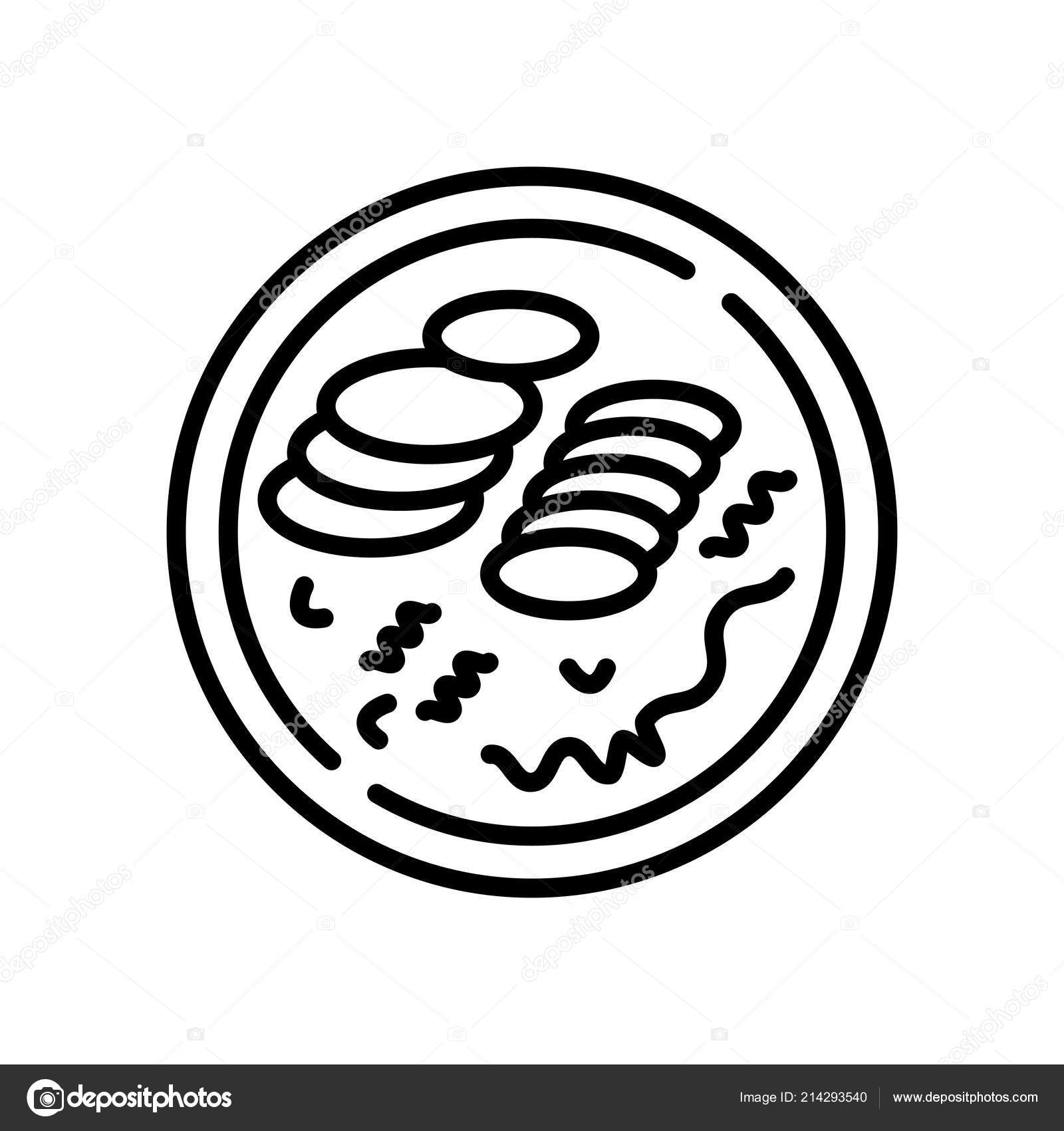 Noodle Soup Icon Vector Isolated On White Background Noodle Sou Vector Image By C Bestvectorstock Vector Stock 214293540