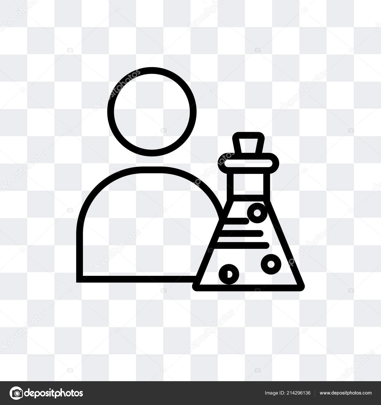 scientist vector icon isolated on transparent background scientist logo design stock vector c bestvectorstock 214296136 https depositphotos com 214296136 stock illustration scientist vector icon isolated on html