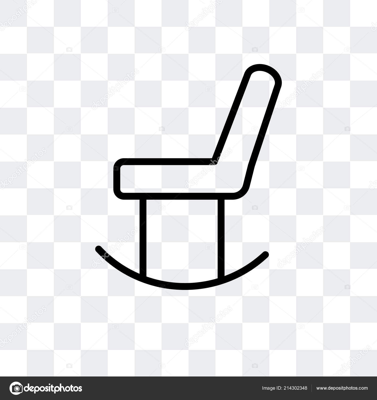 Picture of: Chair Vector Icon Isolated On Transparent Background Chair Logo Design Stock Vector C Bestvectorstock 214302348