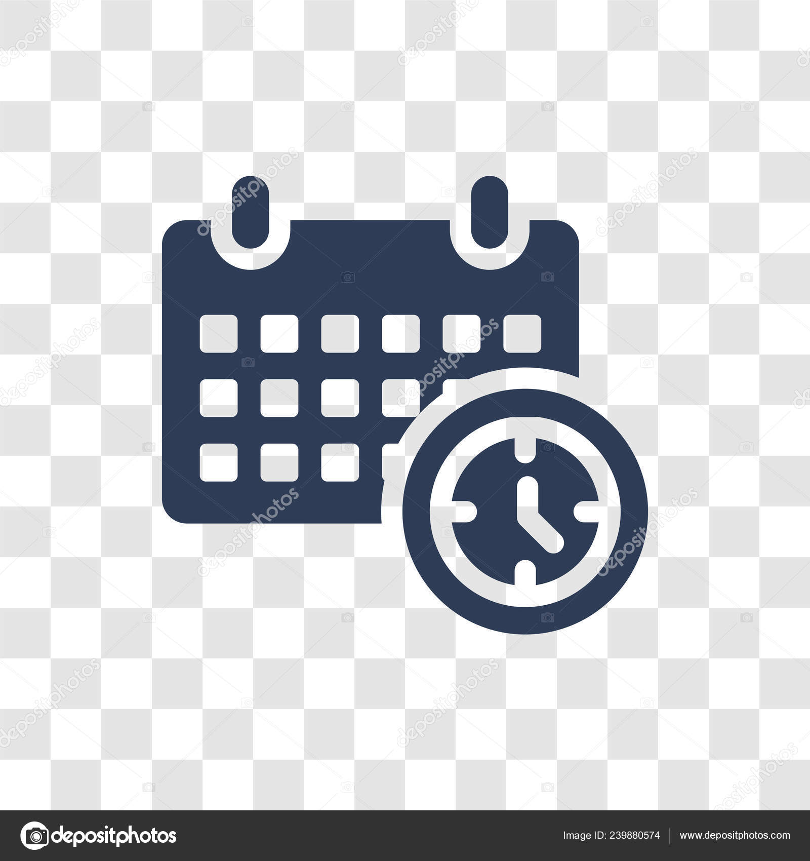 Icon Reservation Transparent Reservation Icon Trendy