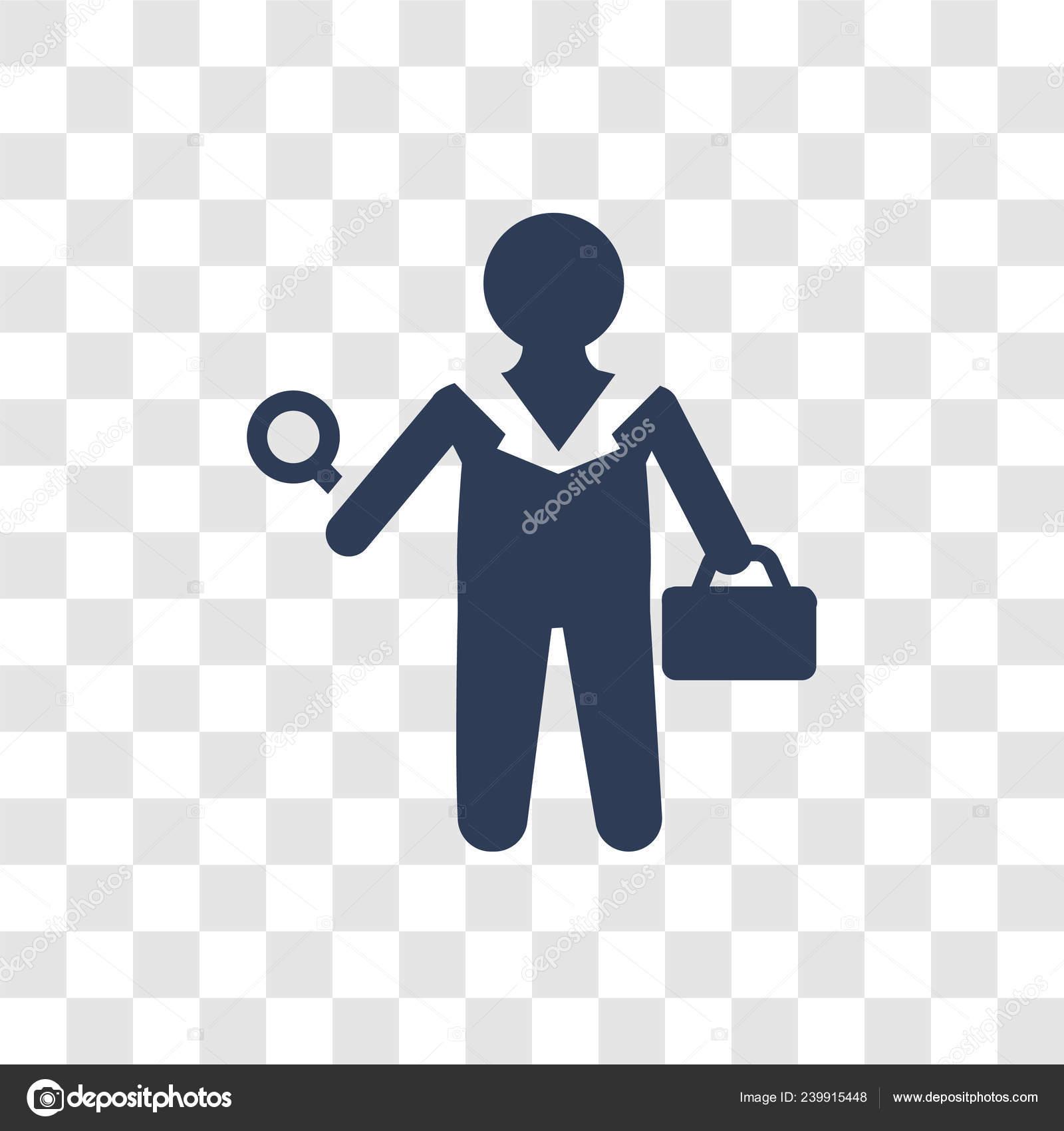 Specialist Icon Trendy Specialist Logo Concept Transparent Background Professions Collection Stock Vector C Bestvectorstock 239915448