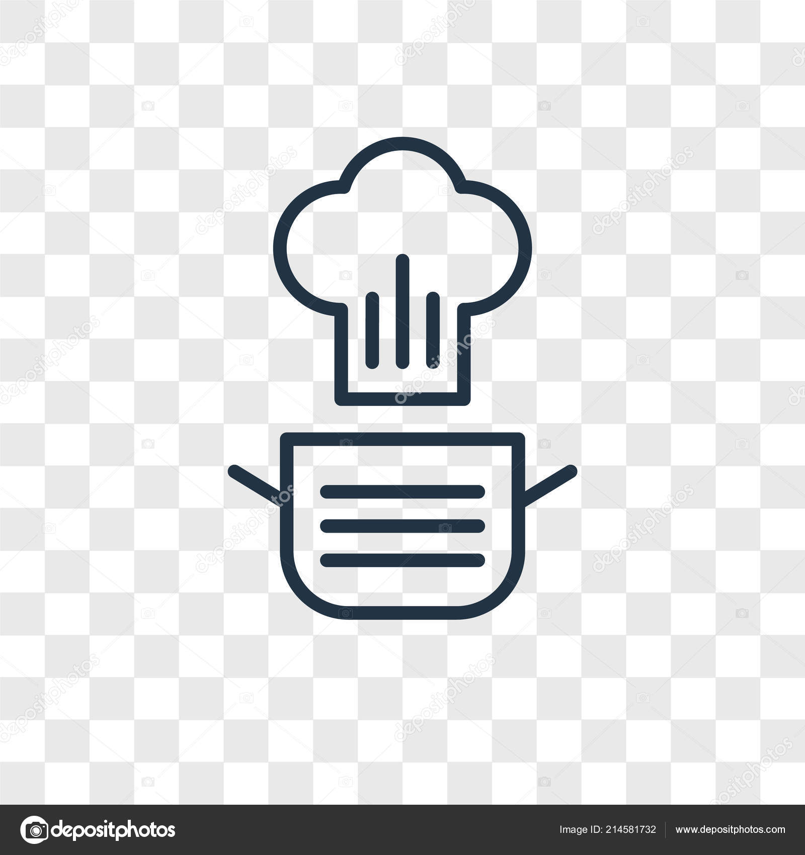 Cooking Logo Png Cooking Vector Icon Isolated Transparent