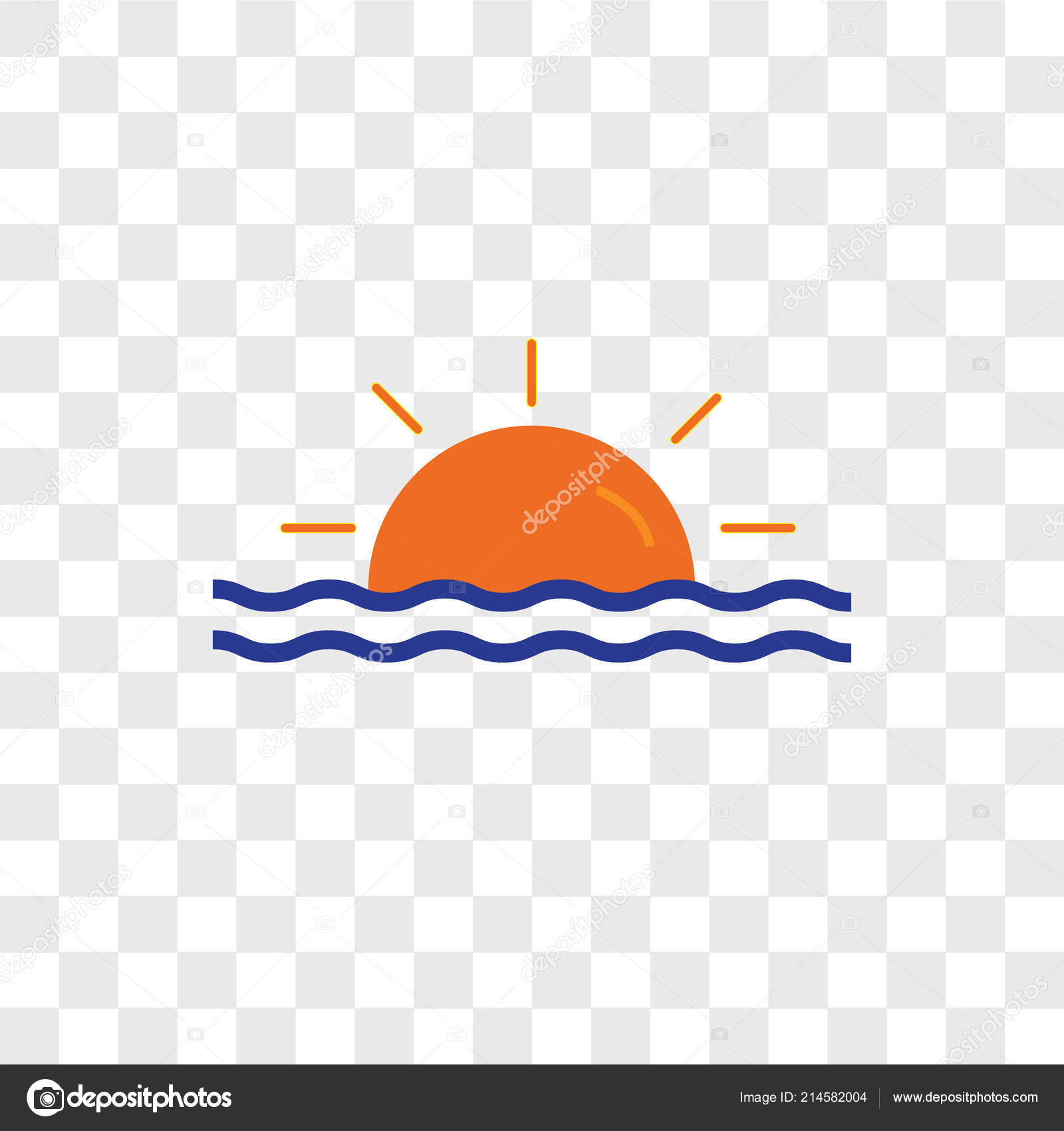 sunset vector icon isolated transparent background sunset logo concept stock vector c tvectoricons 214582004 https depositphotos com 214582004 stock illustration sunset vector icon isolated transparent html