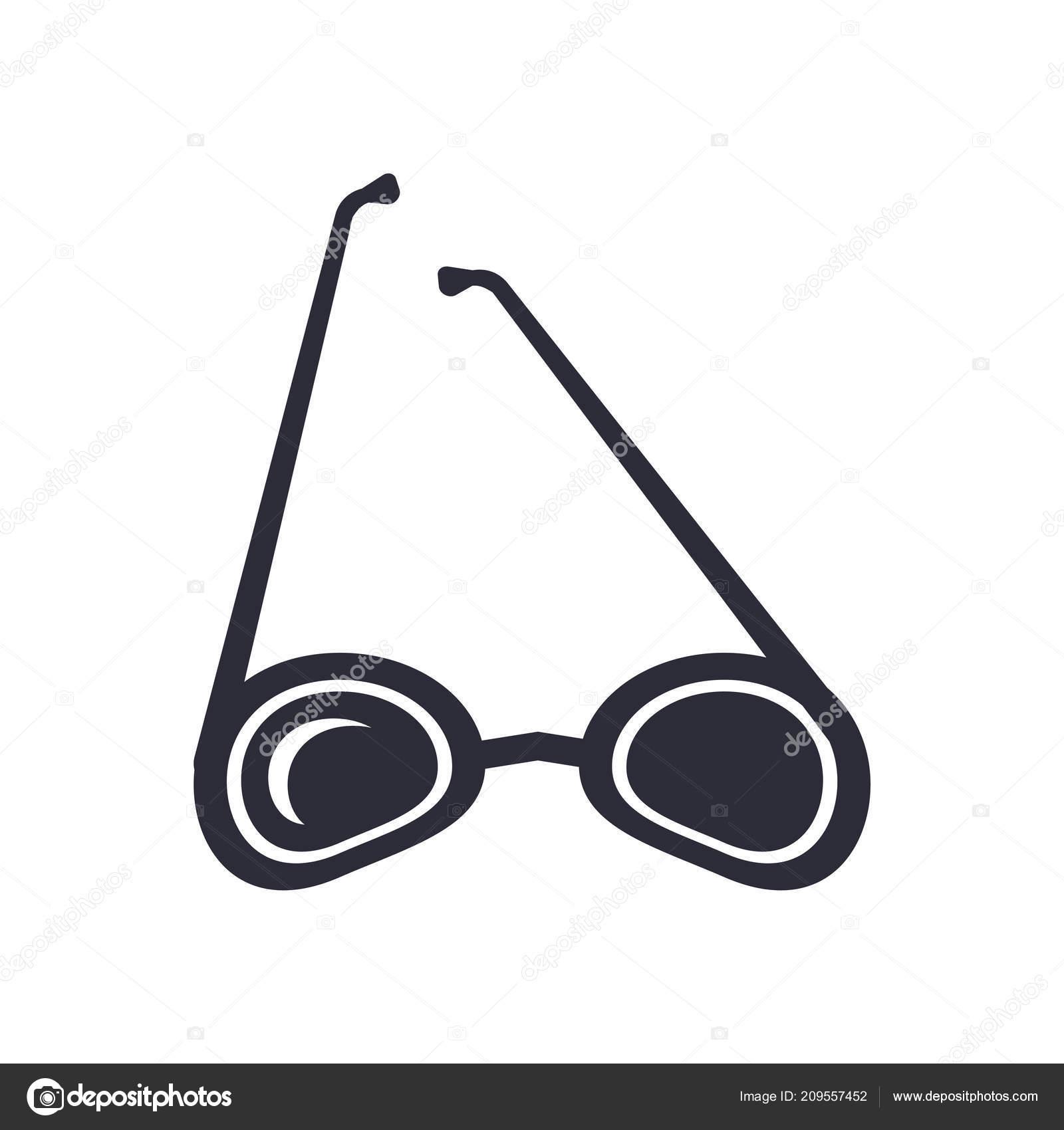 PngSunglasses Icon Lentes Hipster White Isolated Vector jMULSGzpqV