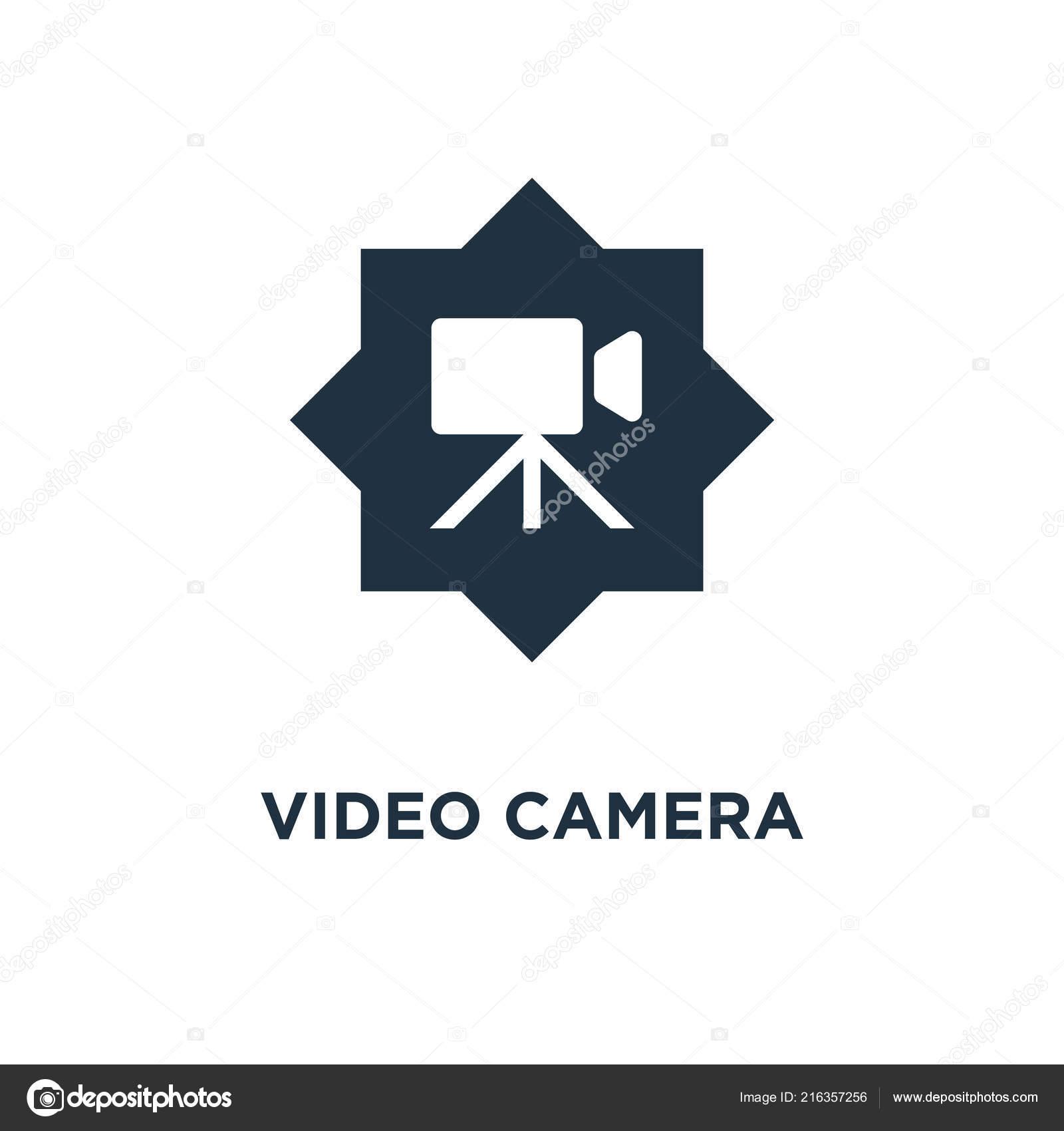 Černé video plné video