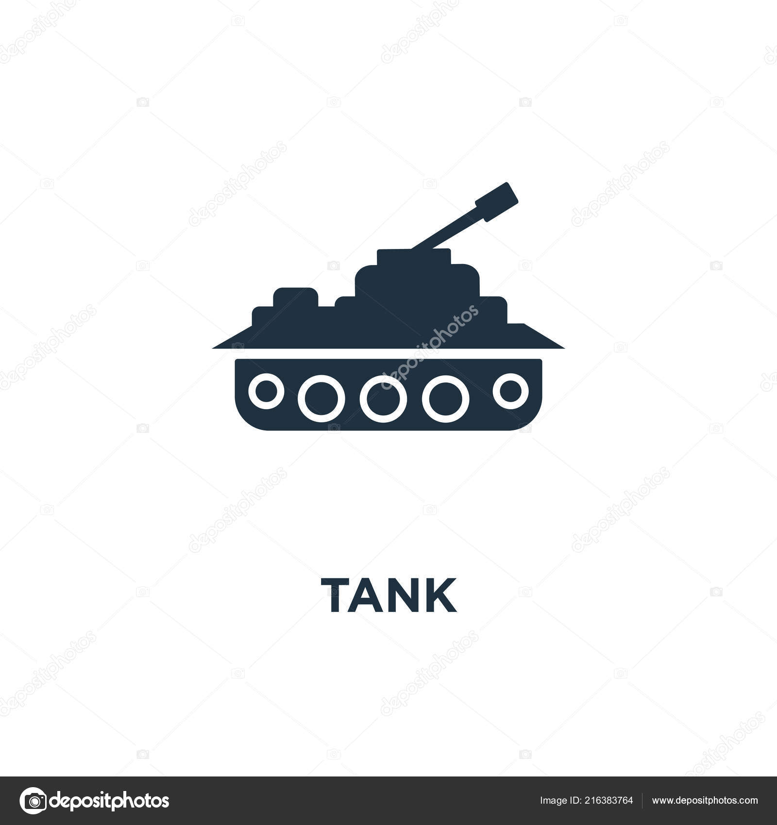 tank icon black filled vector illustration tank symbol white background stock vector c mmvector 216383764 https depositphotos com 216383764 stock illustration tank icon black filled vector html