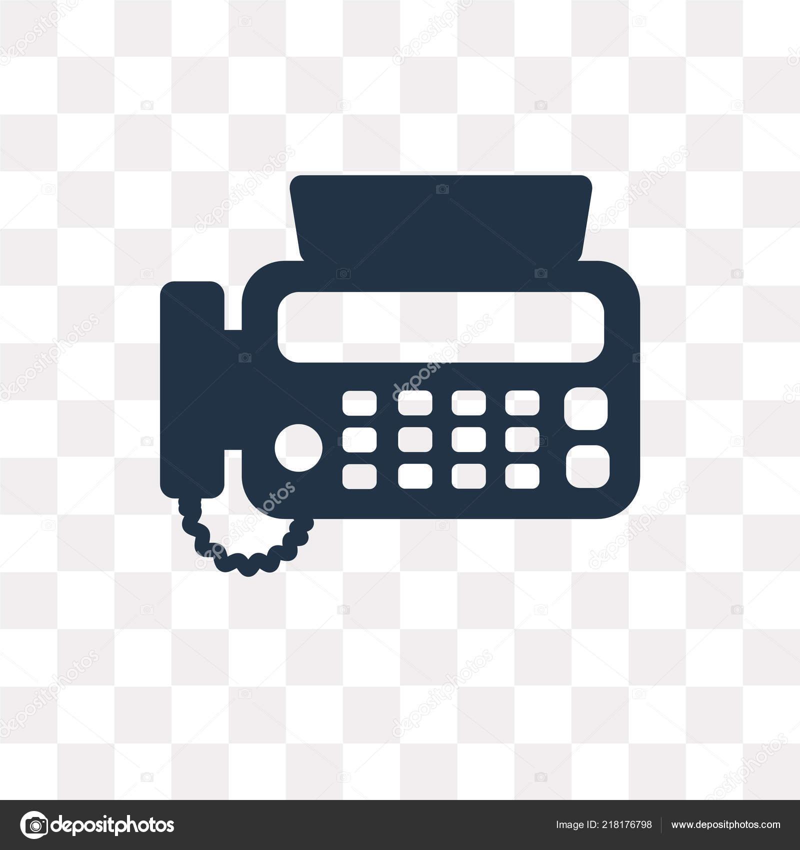 Get Fax Vector Icon