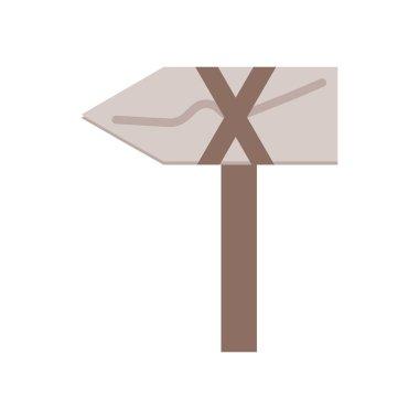 Axe icon vector isolated on white background, Axe sign , histori