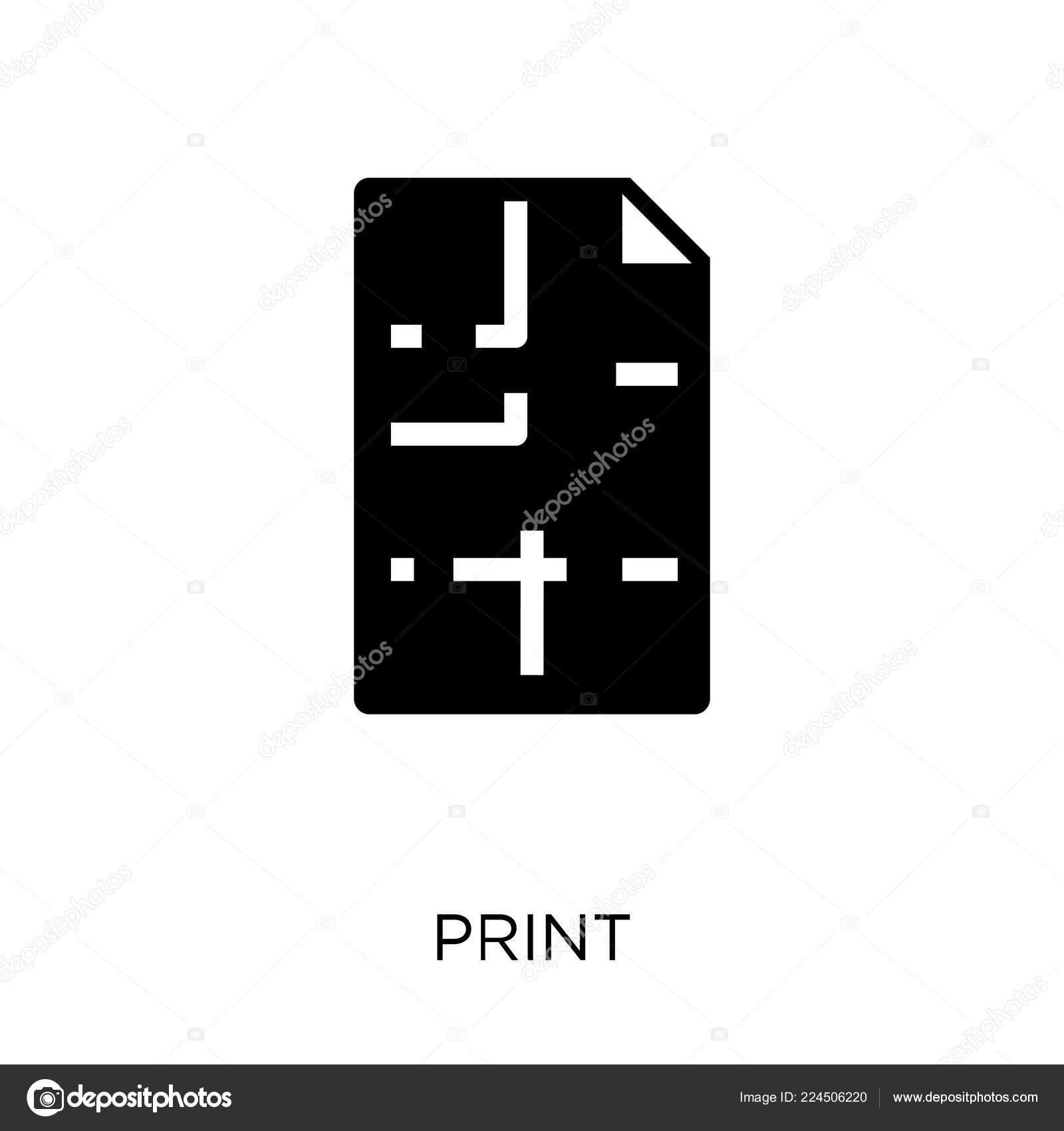 Blueprint Icon Blueprint Symbol Design Construction Collection