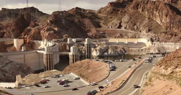 Technisches Wunder am Hoover Damm an der Grenze zu Nevada Arizona