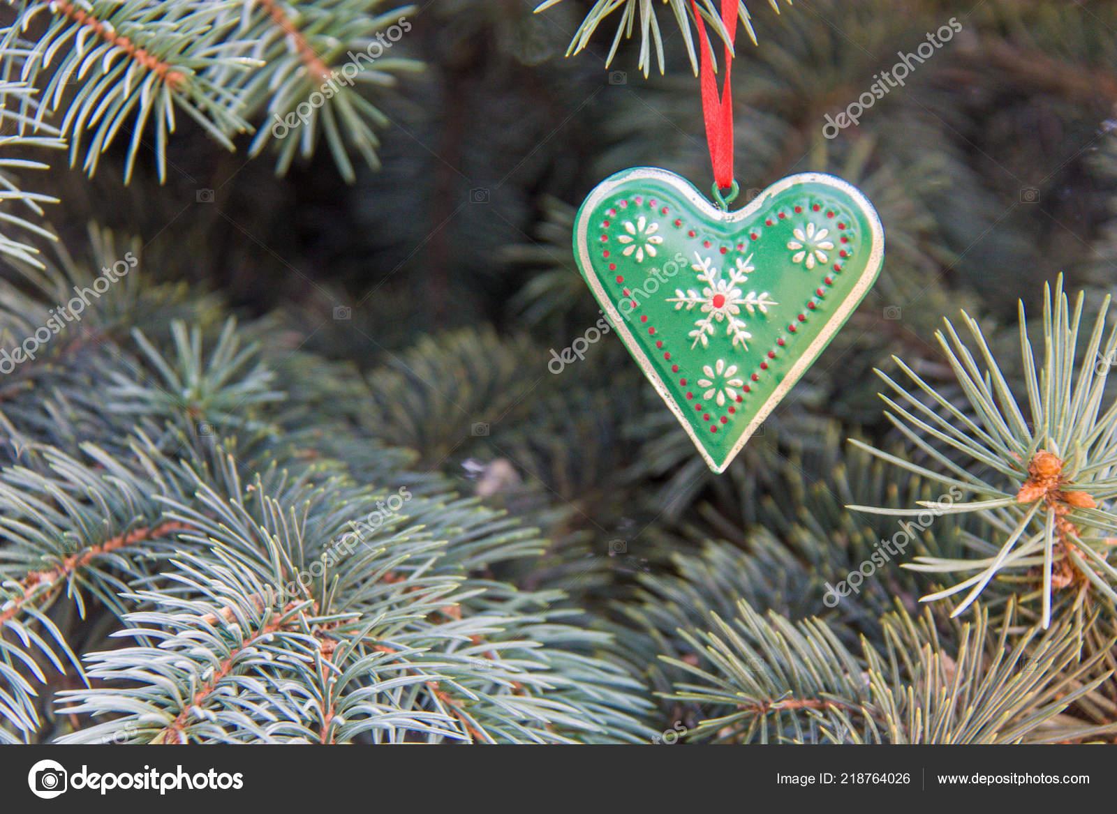Metal Iron Decor Heart Rustic Ornaments Concept Winter Christmas New Stock Photo C Laduwki Inbox Ru 218764026