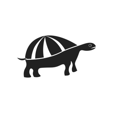 Turtle icon vector isolated on white background for your web and mobile app design, Turtle logo concept