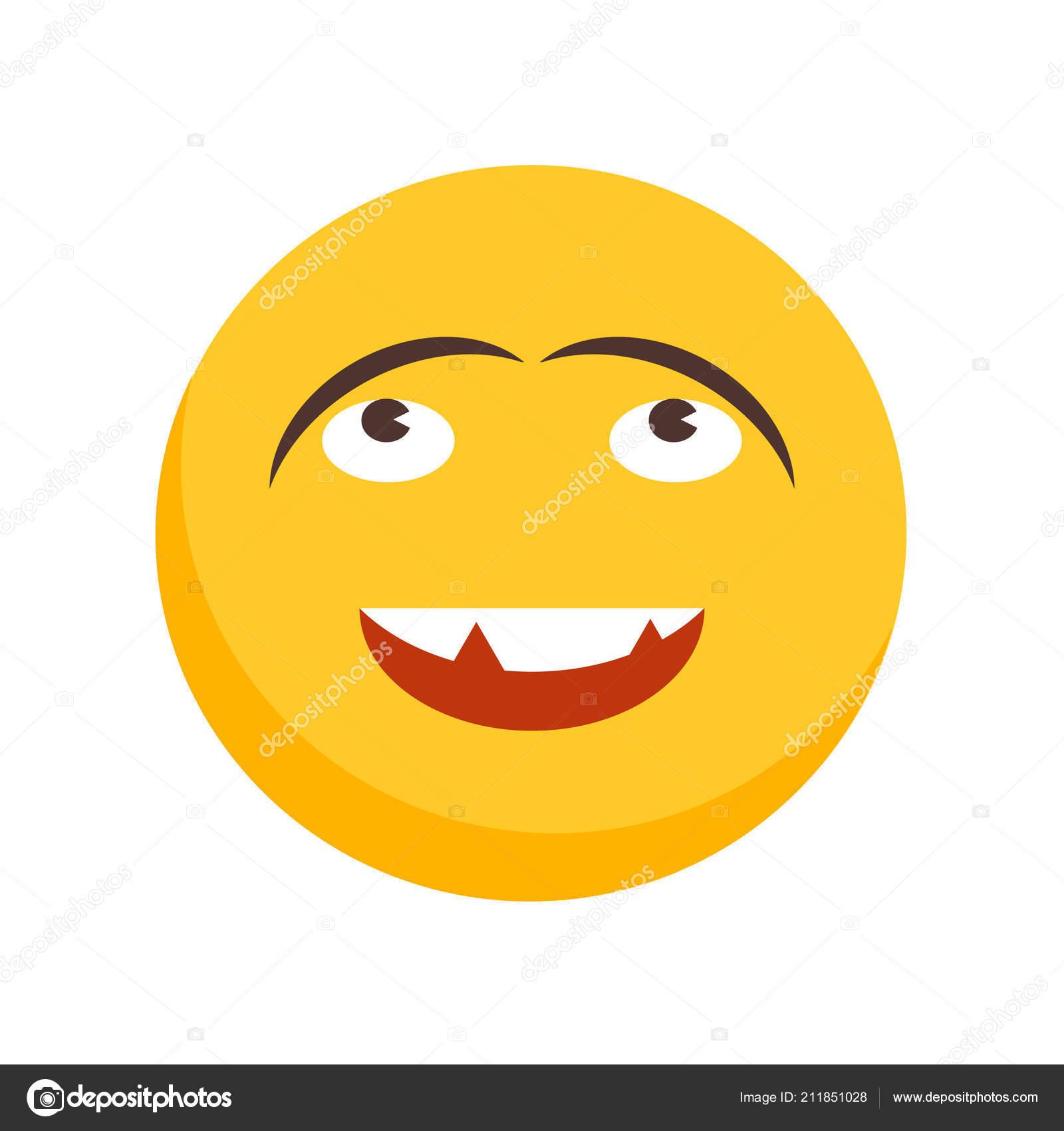 Ugly Emoji Icon Vektorler Ugly Emoji Icon Vektor Cizimler Vektorel Grafik Depositphotos