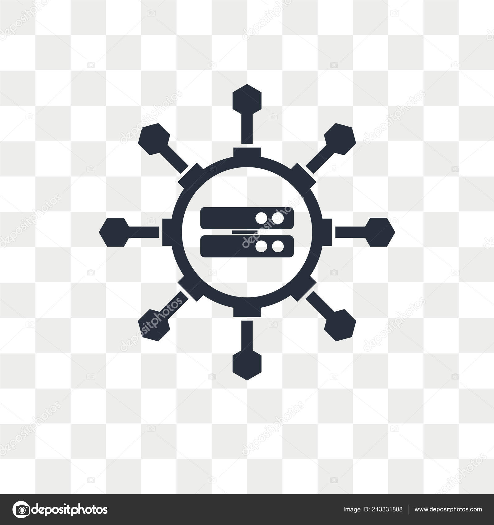 big data scientist vector icon isolated on transparent backgroun stock vector c vectorstockcompany 213331888 https depositphotos com 213331888 stock illustration big data scientist vector icon html