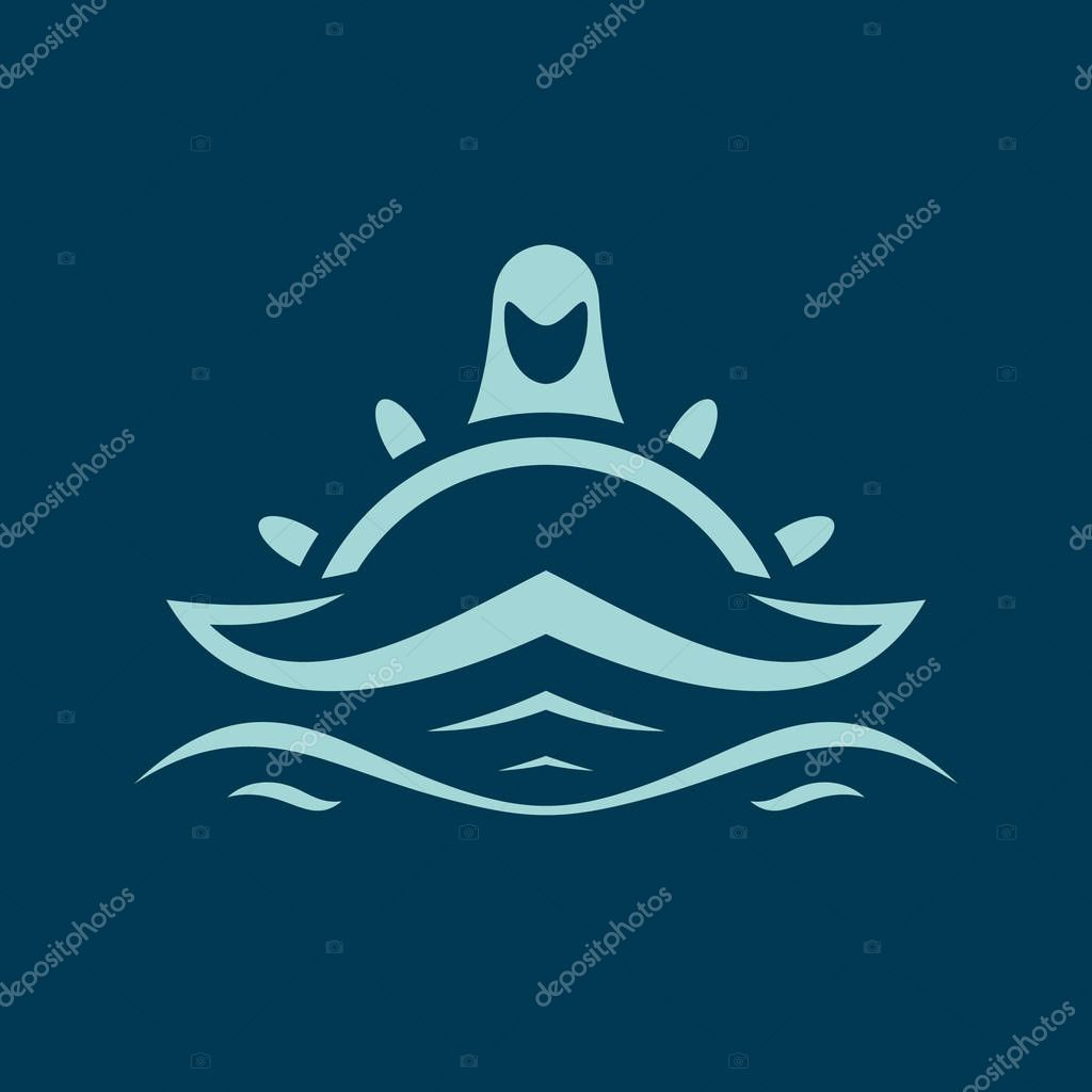 Spirit of the ocean sign