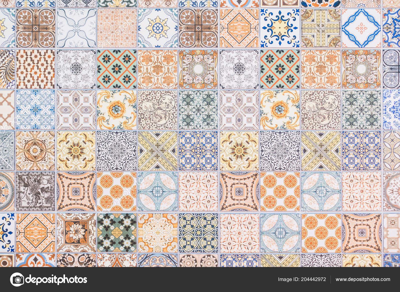 Piastrelle ceramica texture superficie sfondo u2014 foto stock