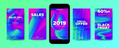 Colorful Mobile Phone Screen Wallpapers.