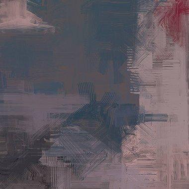 """Картина, постер, плакат, фотообои """"абстрактный винтажный фон с гранжевыми узорами """", артикул 286909024"""