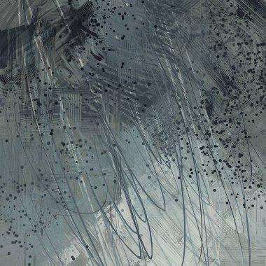 """Картина, постер, плакат, фотообои """"абстрактный фон с пространством для текста абстракция пейзаж морской"""", артикул 287377590"""