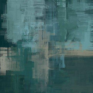 """Картина, постер, плакат, фотообои """"абстрактный гранж фон с различными цветовыми узорами картина цветы"""", артикул 288645372"""